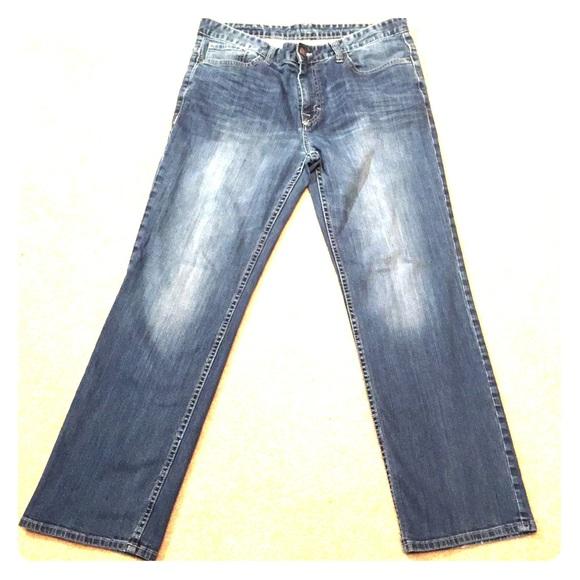 Calvin Klein Other - Calvin Klein Straight Fit Jeans